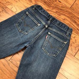 Nike Matching Sets - 2 pc 10Y Boy's Bundle Levi's Jeans Nike T-Shirt